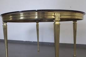 coffee table magnificent smoked glass coffee table brass glass