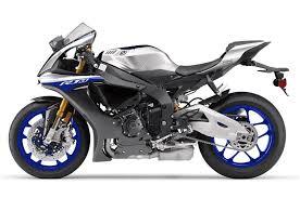2018 yamaha yzf r1m supersport motorcycle model
