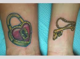 25 love tattoos for couples