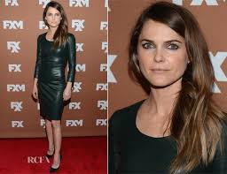 Keri Russell Vanity Fair Keri Russell In The Row 2013 Fx Upfront Bowling Event Red
