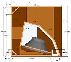 guitar speaker cabinet design plans
