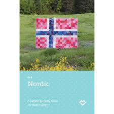 Flag Makers Ireland Nordic Norway Flag Quilt Pattern Downloadable Pdf U2013 Stately Type