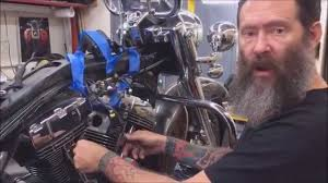 how to do a top end tear down on your harley twin cam youtube