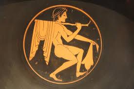 Greek Black Figure Vase Painting Black Figure Pottery Ancient History Encyclopedia
