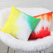 Tie Dye Bean Bag Chair Tie Dye Your Summer 6 Diy Dorm Hacks With Tie Dye