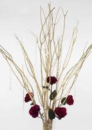 gold branches u0026 centerpieces buy bulk discount 30 40