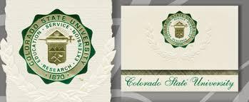 colorado state graduation announcements colorado