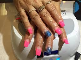 blush nail spa home facebook