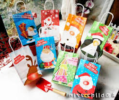 christmas gift bags wholesale mixed christmas gift bag colorized box present boxes