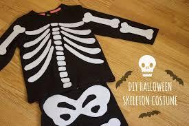 diy halloween disfraz esqueleto skeleton costume coser con