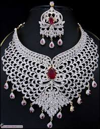 necklace designs silver images Bridal silver necklace collection 2016 she life style jpg