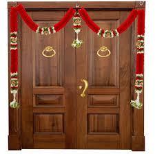 Main Door Flower Designs by 25 Best Torans Images On Pinterest Door Hangings Decorative