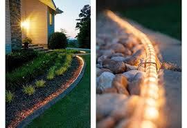solutions led rope light for your garden led light