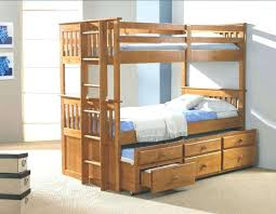Bunk Bed With Trundle Bunk Beds Trundle Bernards 3340 3952 3