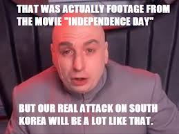 North Korean Memes - every time north korea releases another propaganda film imgur