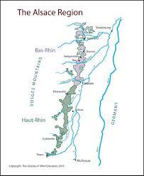 Map Of Burgundy France by Alsace U2013 France U2013 Swe Map 2017 U2013 Wine Wit And Wisdom