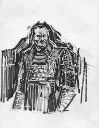 last samurai sketch by anthonymarques on deviantart