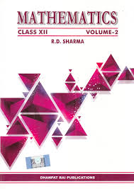 r d sharma mathematics cbse class 12 vol 1 2 dhanpat rai jpg