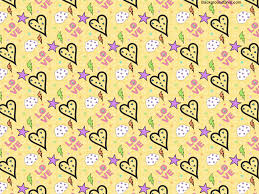 girly computer background peace sign colorful girly fun computer 1024x768 200480