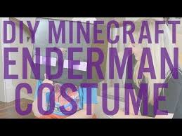Minecraft Villager Halloween Costume Light Minecraft Enderman Halloween Costume U0026 Enchanted