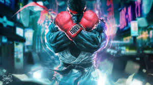 street fighter 5 ryu intro and outro 2015 youtube