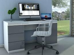 bureau gris blanc decoration bureau gris et blanc oaxaca digital info