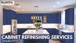 blue endeavor kitchen cabinets cabinet refinishing services in nc in 2021