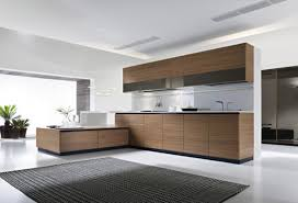 Pre Built Kitchen Cabinets Chic Modular Kitchen With L Shape With Brown Color Kitchen