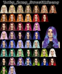 hair color to download for sims 3 50 best sims 4 images on pinterest sims 4 check and salem s lot