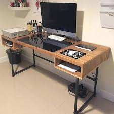 Diy Corner Desk Ideas Diy L Desk Ibbc Club