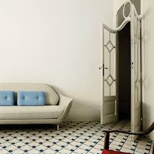 plisados topacio a contemporary cement tiles by jaime hayon