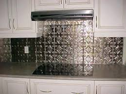 Tin Backsplash For Kitchen by Tin Ceilings By The Tinman Chelsea Decorative Metal Company