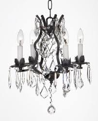 Iron Chandelier With Crystals G83 3034 4 Gallery Wrought With Crystal Versailles Wrought Iron