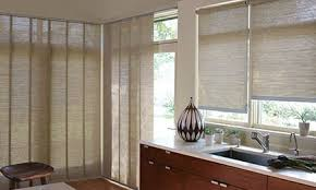 Enclosed Blinds For Sliding Glass Doors Window Treatments For Patio U0026 Sliding Glass Doors Hunter Douglas