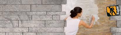steinwand wohnzimmer streichen verblender streichen anleitung der hornbach meisterschmiede