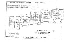 Family Life Center Floor Plans Cutler Department Of Residence Life