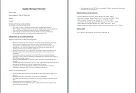 shipping and receiving manager resume manager resume example u2013 sample resumes