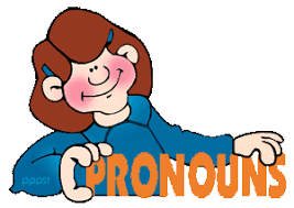 free powerpoint presentations about pronouns for kids u0026 teachers