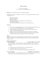 Resume Samples Editor by Editorial Assistant Cover Letter A Good Cover Letter For A