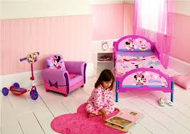 Minnie Mouse Canopy Toddler Bed Minnie Mouse Toddler Bed Set Kids Furniture Ideas