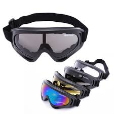 cheap motocross goggles wosawe super black motorcycle cycling bicycle bike atv motocross
