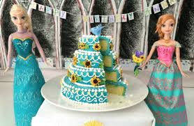 howtocookthat cakes dessert u0026 chocolate frozen fever cake