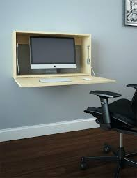 Wall Desk Ideas Small Wall Mounted Desk One Of The Best Ideas When It Comes To