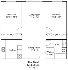 900 Sq Ft Apartment Floor Plan The Edge Apartments At Ucr Rochester Mn Apartment Finder