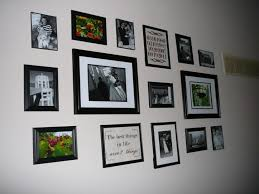 ideas for displaying photos on wall designing a gallery wall hubpages