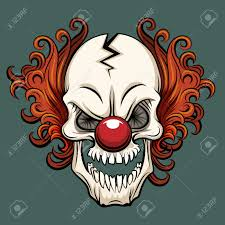 scary halloween clipart scary halloween clown clip art u2013 clipart free download