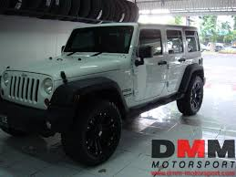monster jeep jk jeep wrangler jk 4 doors white dmm motorsport your 1 store for