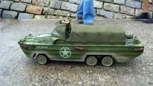 amphibious vehicle duck rc dukw 6x6 a l u0027eau youtube