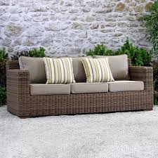 sausalito highback sofa outdoor modern couch terra patio