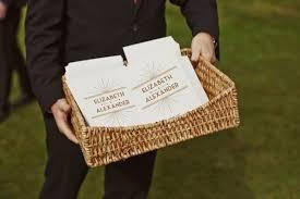 Design Wedding Programs 15 Wedding Programs U0026 What To Include Mywedding